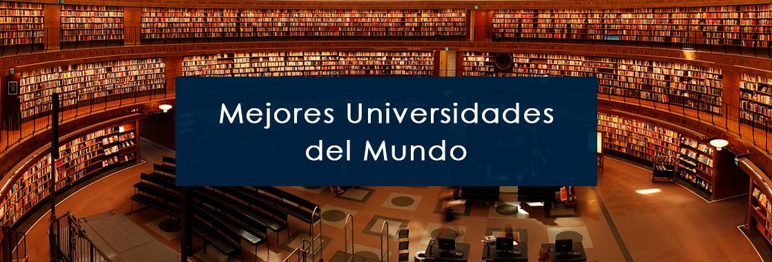 mejores universidades del mundo ranking