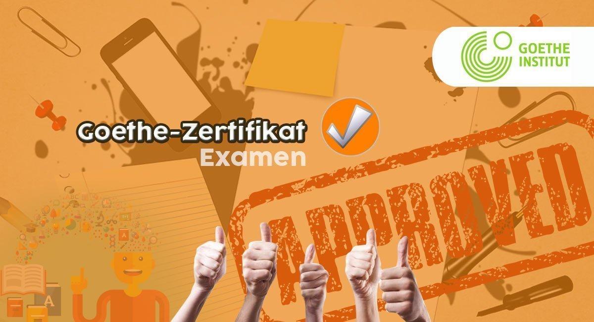 goethe-zertifikat-institut-examen